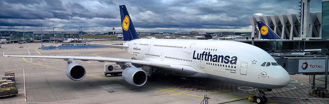 reclamo Lufthansa
