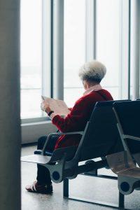 passeggeri con mobilità ridotta