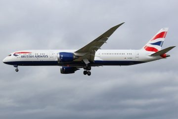 British Airways bagaglio smarrito