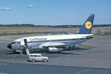 voli cancellati Lufthansa
