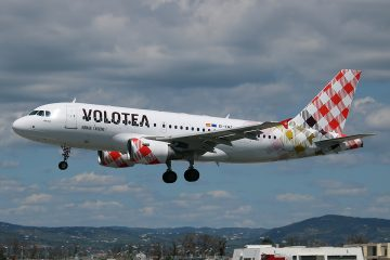 volo in ritardo Volotea
