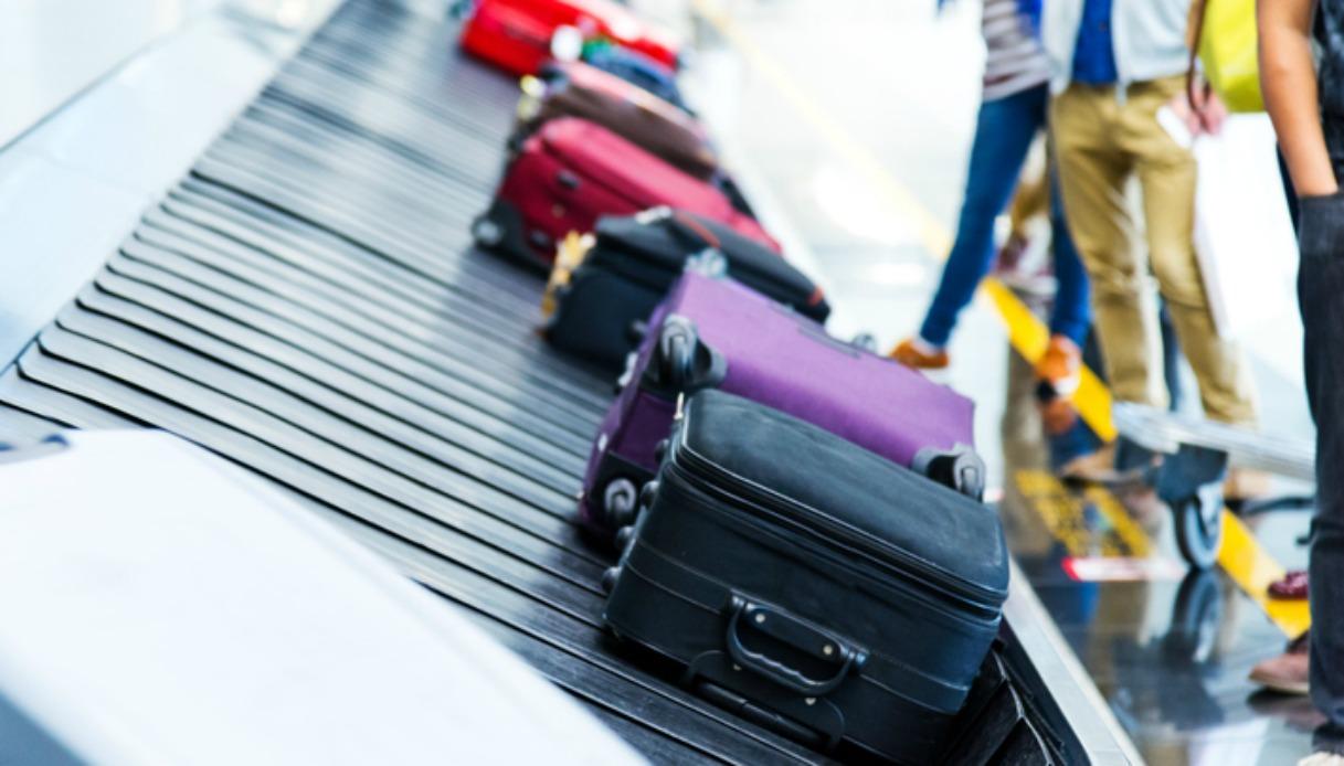 bagaglio consegnato in ritardo