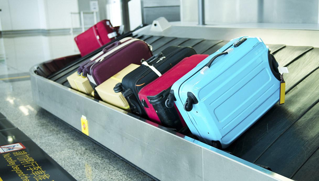 bagaglio danneggiato