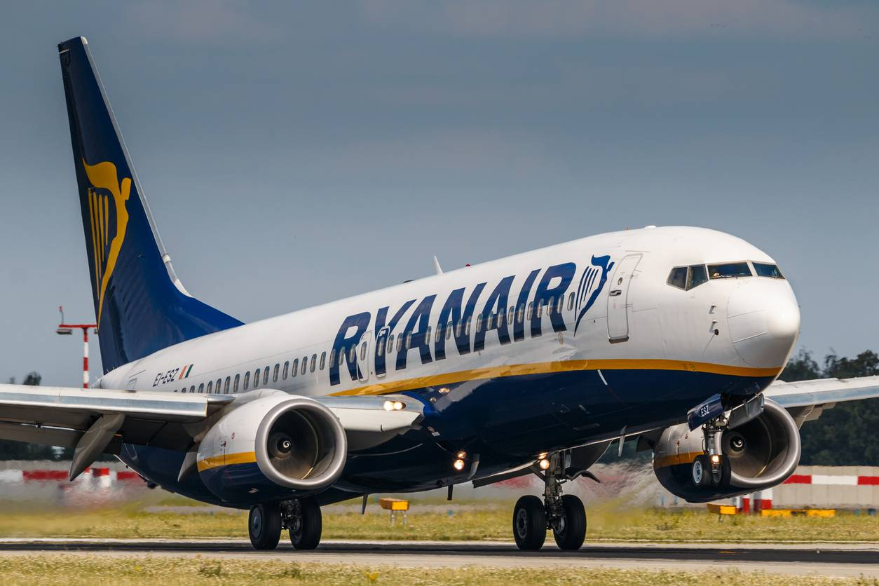 volo in ritardo Ryanair