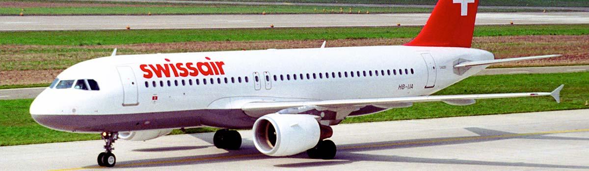 reclami Swiss Air